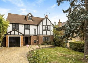 Thumbnail 6 bed detached house for sale in Newmans Way, Hadley Wood, Hertfordshire