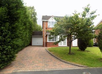 Thumbnail 3 bed property to rent in Matchlock Close, Streetly, Sutton Coldfield