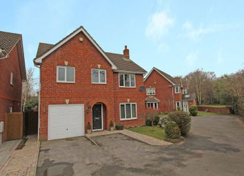 Thumbnail 4 bed detached house for sale in Singleton Way, Totton, Southampton