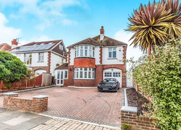 Thumbnail 5 bed detached house for sale in Amesbury Crescent, Hove