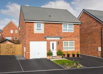"""Thumbnail 4 bed detached house for sale in """"Windermere"""" at Station Road, Methley, Leeds"""