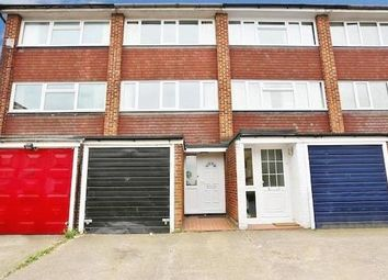 Thumbnail 3 bed town house for sale in Milton Road, Swanscombe