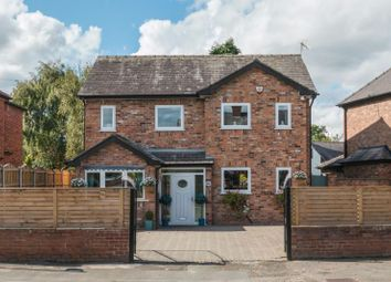 Thumbnail 4 bed detached house for sale in Thorley Lane, Timperley, Altrincham