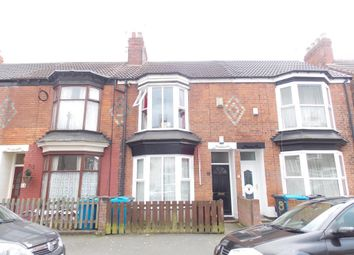 Thumbnail 4 bedroom terraced house for sale in Edgecumbe Street, Kingston Upon Hull