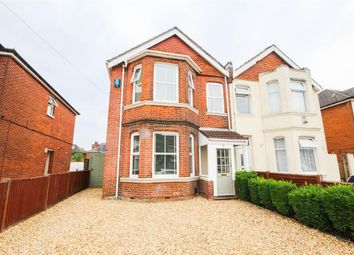 Thumbnail Semi-detached house for sale in Atherley Road, Shirley, Southampton