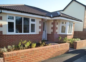 Thumbnail 2 bed bungalow to rent in Somerley Road, Winton, Bournemouth