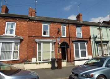 Thumbnail 4 bed terraced house for sale in Vernon Street, Lincoln, Lincolnshire