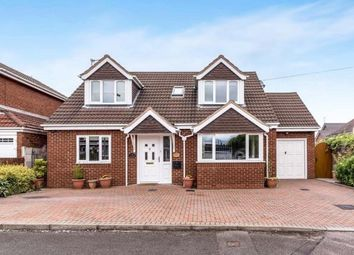 Thumbnail 4 bed detached house for sale in Gresham Road, Cannock, Staffordshire