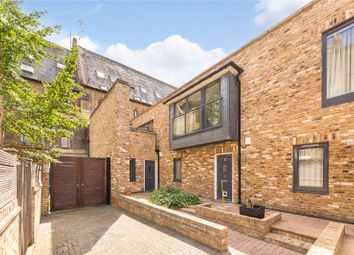 Thumbnail 2 bed mews house for sale in Brides Mews, London