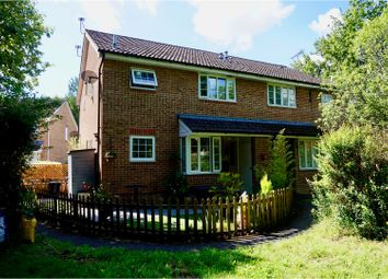 Thumbnail 1 bed semi-detached house for sale in Birchlands, Southampton