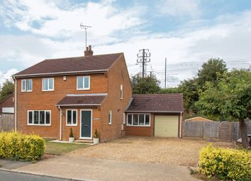 Thumbnail 5 bed detached house for sale in Station Road, Little Bytham, Grantham