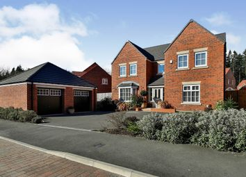 Thumbnail 4 bed detached house for sale in Snowdrop Avenue, Wynyard, Billingham