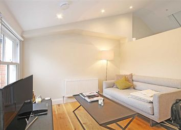 Thumbnail 1 bed flat to rent in Stephendale Road, London