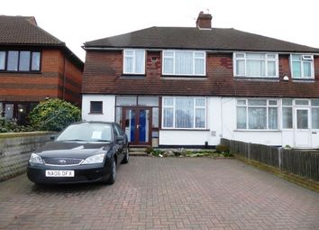Thumbnail 4 bed semi-detached house for sale in Hook Rise South, Chessington