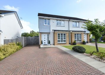 Thumbnail 3 bed semi-detached house for sale in Lochan Road, Kilsyth, Glasgow