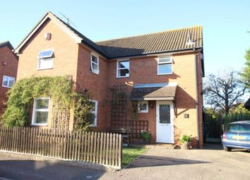 Thumbnail 4 bed detached house to rent in Amberley Gardens, Bedford