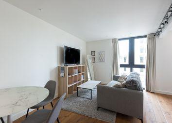 Emery Wharf, 1 Emery Way, London E1W. 1 bed flat