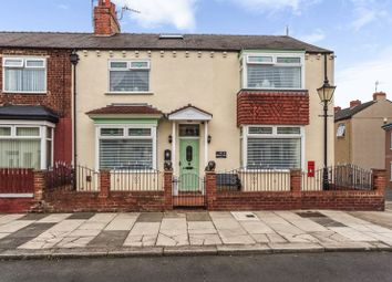 Thumbnail 3 bedroom terraced house for sale in Brompton Road, Middlesbrough