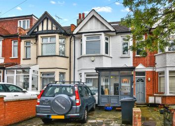 Thumbnail 3 bedroom terraced house for sale in Hampden Road, Muswell Hill, London