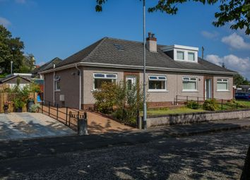 Thumbnail 3 bed semi-detached bungalow for sale in 25 Fintry Avenue, Paisley