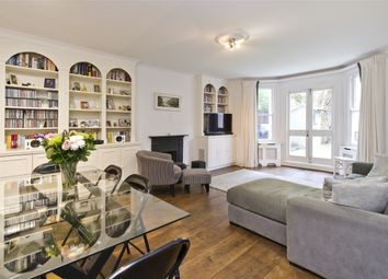 Thumbnail 3 bed flat for sale in Sinclair Gardens, London