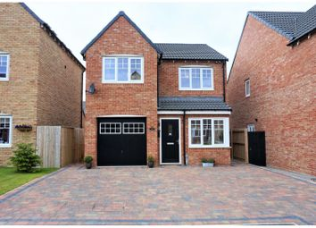 Thumbnail 3 bed detached house for sale in Holt Close, Middlesbrough