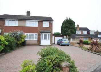 Thumbnail 3 bed semi-detached house for sale in Pembroke Drive, Goffs Oak, Waltham Cross