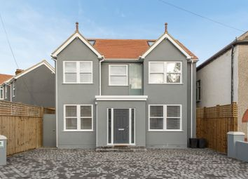 Thumbnail 6 bed detached house for sale in Seaforth Avenue, New Malden