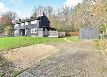 Thumbnail 3 bed semi-detached house for sale in Forest Road, Newport, Isle Of Wight