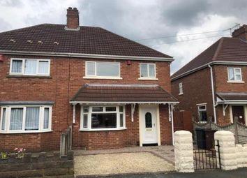 Thumbnail 3 bed semi-detached house for sale in Jeffrey Avenue, Parkfields, Wolverhampton, West Midlands