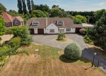Thumbnail 5 bed detached house for sale in Littlehampton Road, Ferring, Worthing, West Sussex