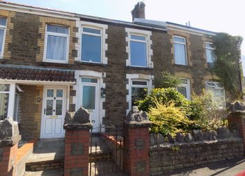 Thumbnail 3 bed terraced house for sale in Winifred Road, Neath, Neath Port Talbot.