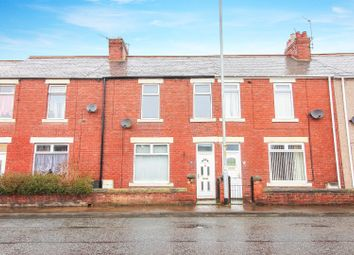Thumbnail 3 bed terraced house to rent in Mowbray Terrace, Choppington