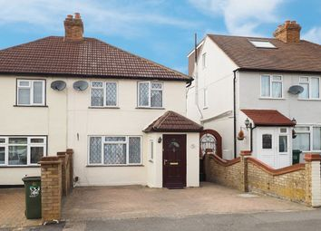 Thumbnail 3 bed semi-detached house for sale in Beeches Road, Sutton