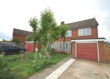 Thumbnail 5 bed semi-detached house to rent in Limes Road, Egham