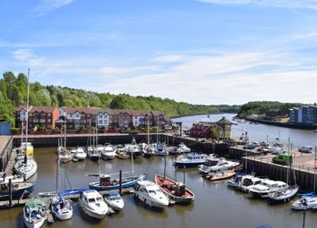 3 bed flat for sale in St. Peters Wharf, Newcastle Upon Tyne NE6