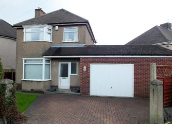 Thumbnail 3 bed detached house for sale in Snape Hill Lane, Dronfield