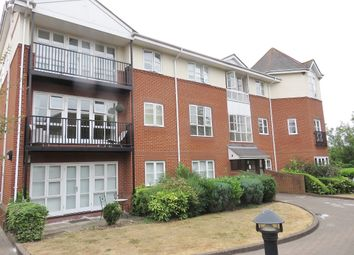 Thumbnail 2 bed flat to rent in Deyncourt Gardens, Upminster