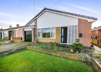 Thumbnail 3 bed detached bungalow for sale in Brookside, Weaverham, Northwich