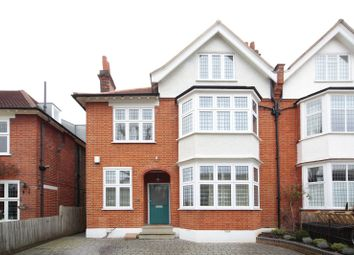 Thumbnail 5 bed semi-detached house for sale in Herondale Avenue, Wandsworth, London