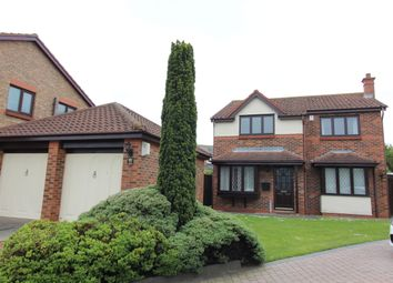 Thumbnail 4 bed detached house to rent in Chichester Close, Hartlepool