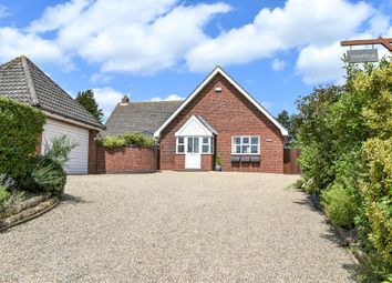 Thumbnail 3 bed detached bungalow for sale in The Street, Holton, Halesworth
