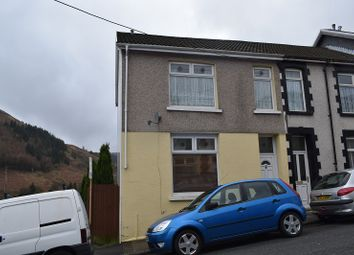 Thumbnail 3 bedroom end terrace house for sale in Blaen-Y-Cwm Terrace, Treorchy