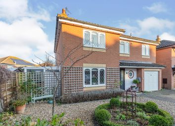 Thumbnail 4 bed detached house for sale in Bluebell Drive, Sheringham