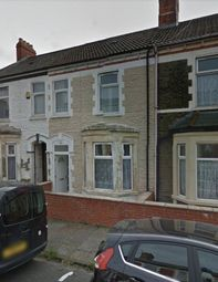 Thumbnail 4 bedroom terraced house to rent in Chester Place, Cardiff