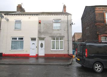 Thumbnail 3 bed end terrace house for sale in Cooper Street, Widnes