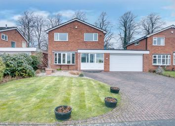 Thumbnail 4 bed detached house for sale in Southmeade Gardens, Alcester Road, Studley