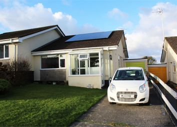 Thumbnail 2 bed semi-detached bungalow for sale in Oakdale Avenue, Swimbridge, Barnstaple, Devon