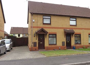 Thumbnail 2 bed end terrace house to rent in Foster Drive, Penylan, Cardiff