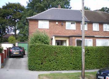 Thumbnail 4 bedroom semi-detached house to rent in Foxcroft Road, Headingley, Leeds